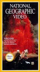 National Geographic Collector's Edition Video: Volcano!