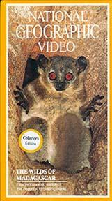 National Geographic Collector's Edition Video: The Wilds of Madagascar