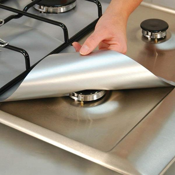 Reusable Stove Protector Covers ( 2 pcs )