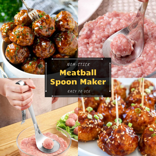 MEATBALL MAKER SPOON