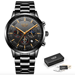 Open image in slideshow, Relojes Men's Watch