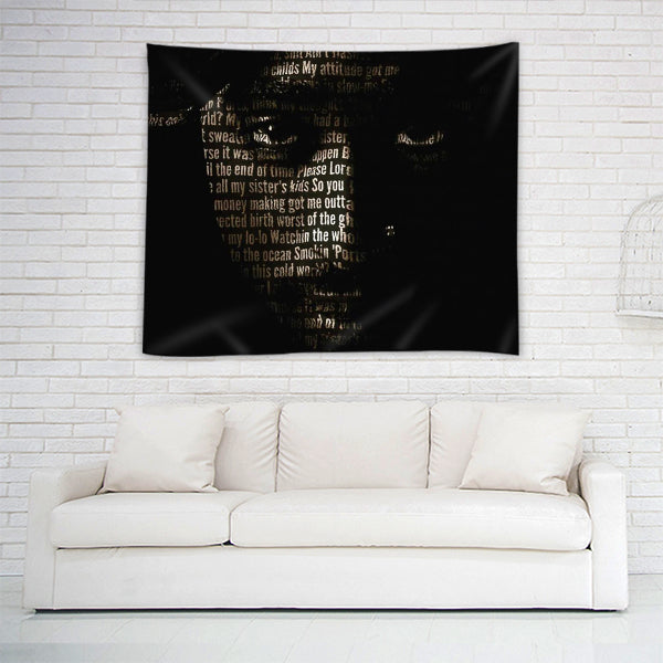Tupac Canvas by MarioP