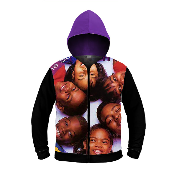 The Soul Children Hoodie (Growing Up)