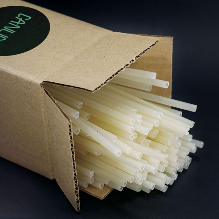 REGULAR RICE STRAWS (50 per box)