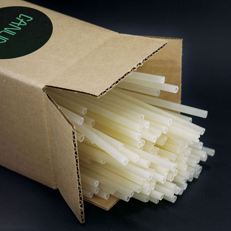 REGULAR RICE STRAWS (150 STRAWS PER BOX)