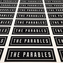 Load image into Gallery viewer, THE PARABLES OG DECAL
