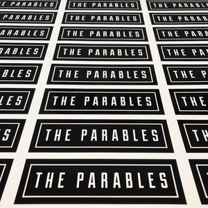 THE PARABLES OG DECAL