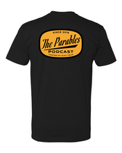 Load image into Gallery viewer, THE PARABLES MODERN TEE - BLACK