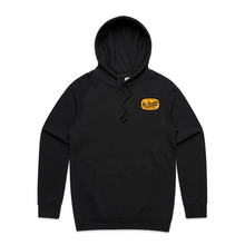 Load image into Gallery viewer, THE PARABLES MODERN HOODIE - BLACK