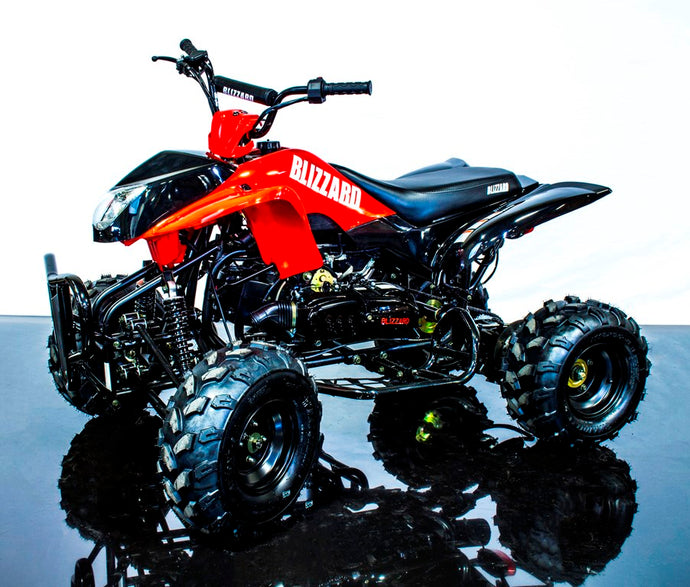 Blizzard Racing Quad Full Size