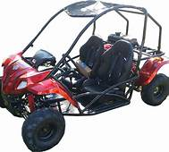 ZKTK 125 Youth Go Kart