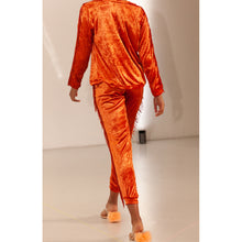Load image into Gallery viewer, No Wallflower Project Georgia Joggers in Burnt Orange