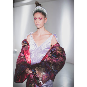No Wallflower Project Lilac Evelyn Dress at Fashion Scout