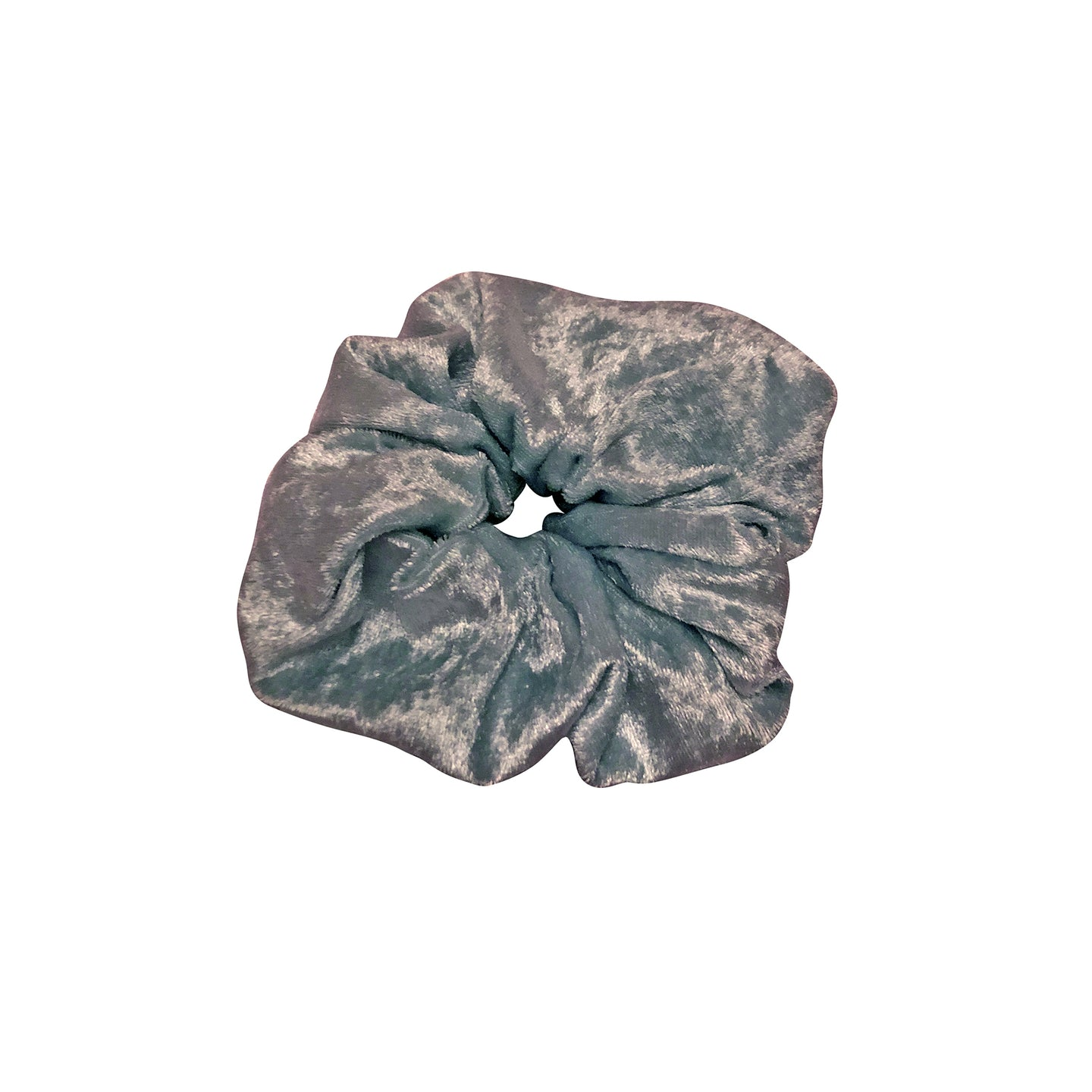 No Wallflower Project Baby Blue Scrunchy