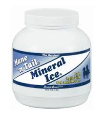 MANE & TAIL- MINERAL ICE- 5 LBS