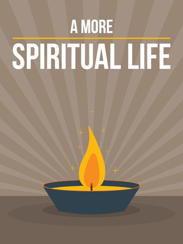A More Spiritual Life - elitesmm.shop