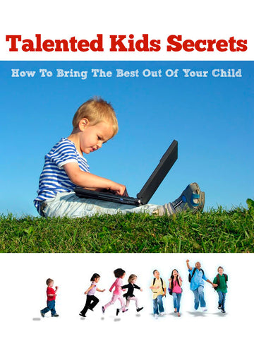 Talended Kids Secrets - elitesmm.shop