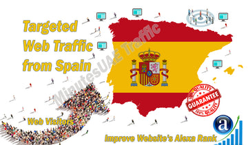 Spain Targeted Website Traffic - elitesmm.shop