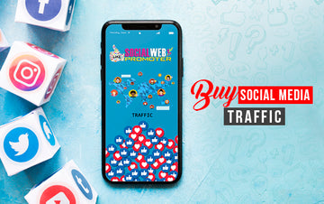 Worldwide Traffic from Social Media - elitesmm.shop