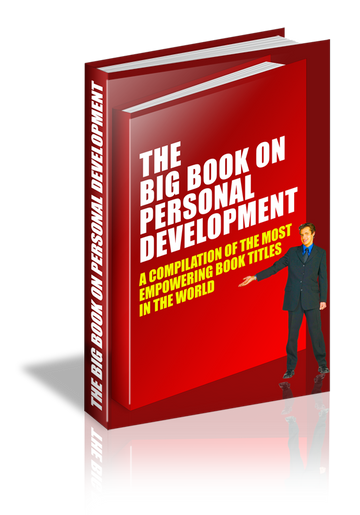 The Big Book on Personal Development - elitesmm.shop