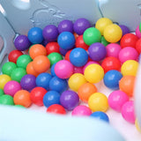 Fun Soft Plastic Ocean Ball Swim Pit Toys Baby Kids Toys Colorful 200pcs