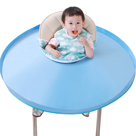 Baby Bibs Waterproof Portable Feeding Tray-BLW Essential-with 2 bibs