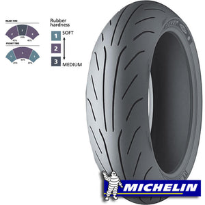 Buitenband 140/60-13 Michelin Power Pure
