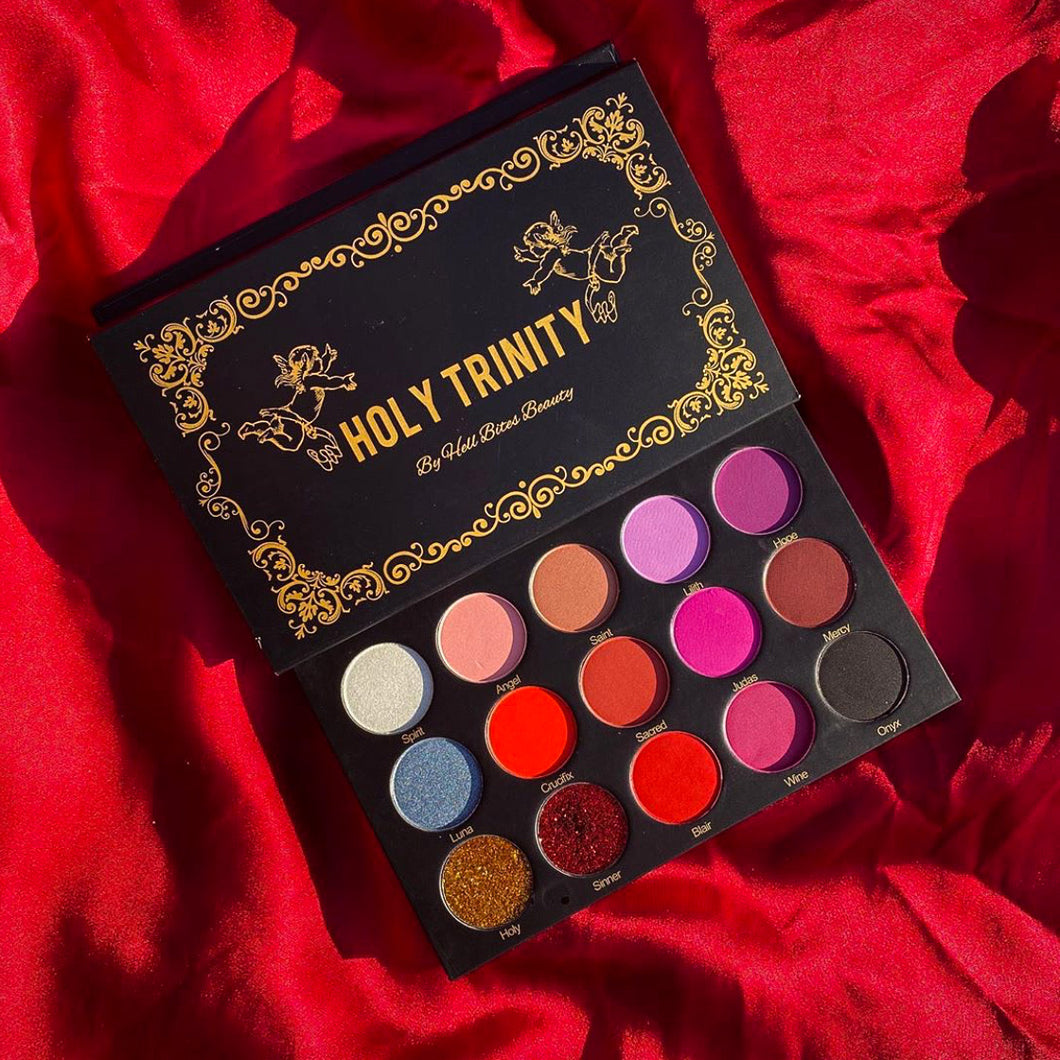 Holy Trinity Eyeshadow Pallet