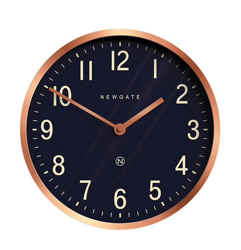 Newgate Master Edwards Wall Clock