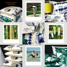 Load image into Gallery viewer, The Manus Island Collection cushion collage