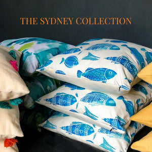 The Sydney Collection cushions