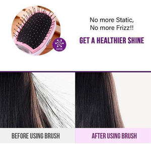 Anti-Frizz ⚡️ Ion Hair Brush