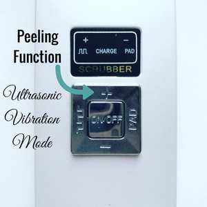 Ultrasonic Ion Facial Cleanser