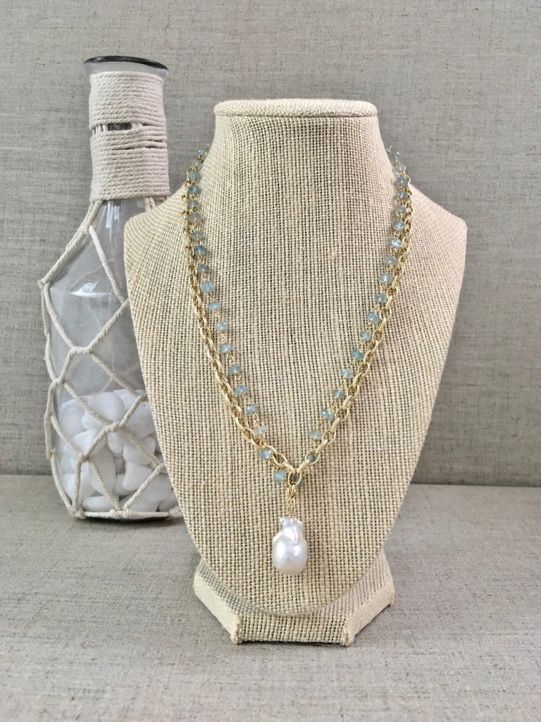 Hamptons for the Weekend Necklace