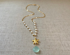 Atlantic Necklace - Christiana Layman Designs
