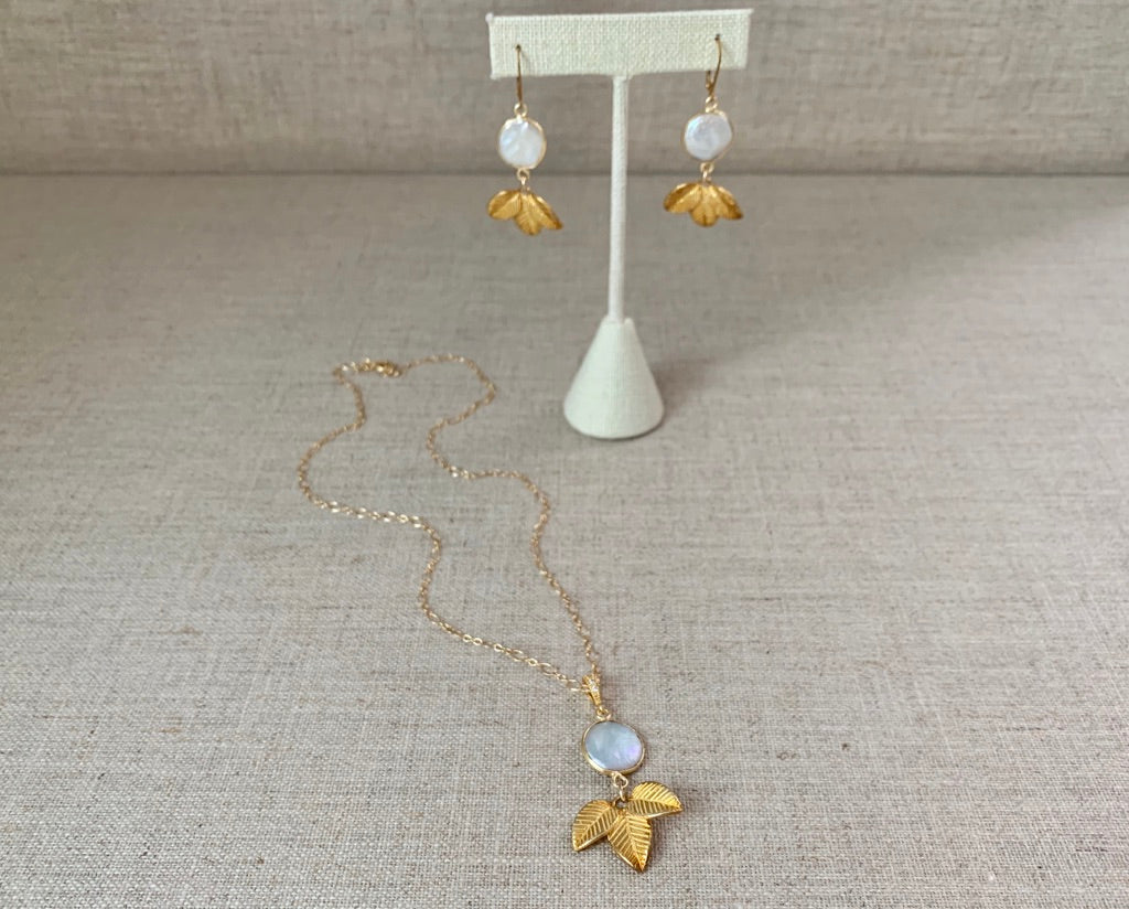 Nantucket Sound Earrings - Christiana Layman Designs
