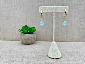 Ciao Bella in Aqua - Christiana Layman Designs