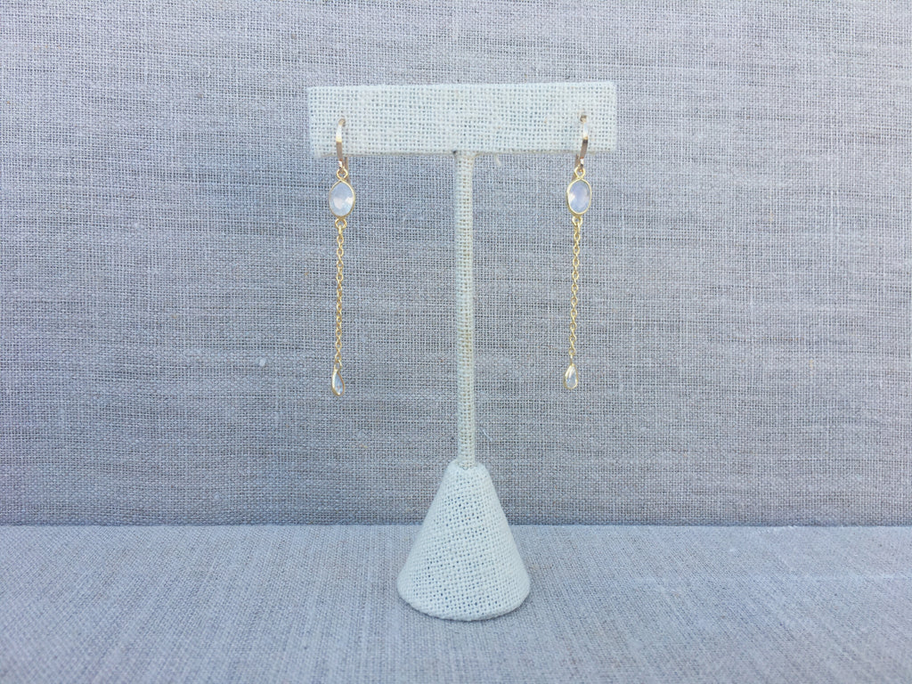 Moonlight Beach Earrings - Christiana Layman Designs