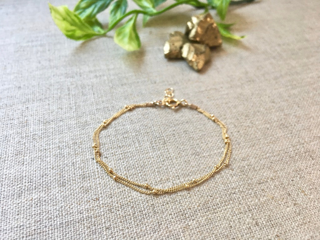 Sun Drenched in Sorrento Bracelet - Christiana Layman Designs