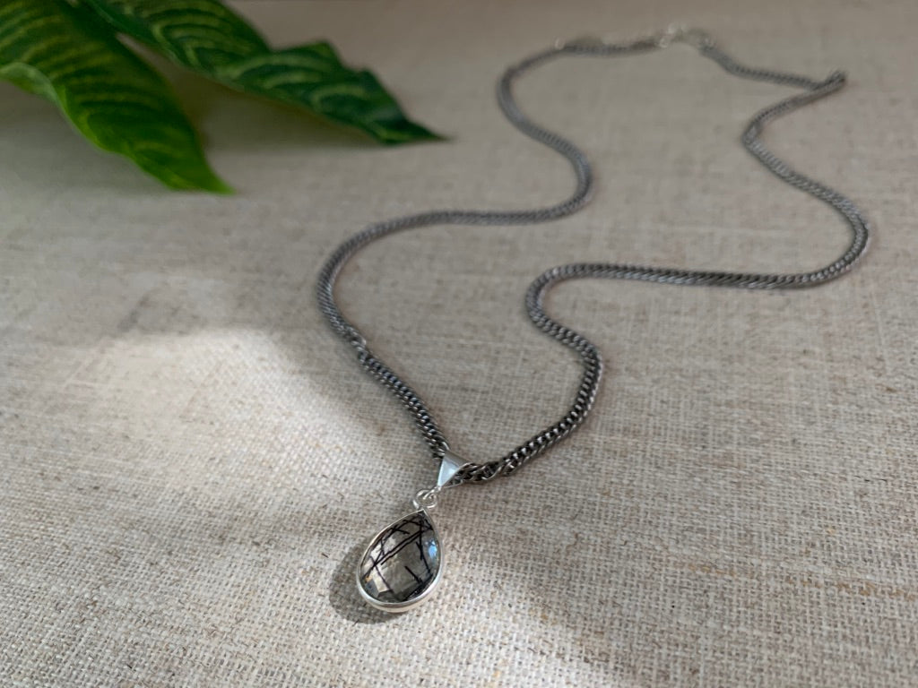 Moonlit Forest Necklace - Christiana Layman Designs