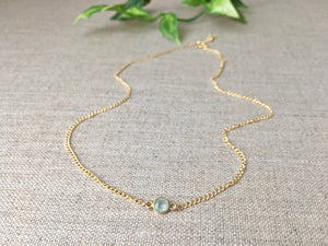 Above the Clouds Necklace - Christiana Layman Designs