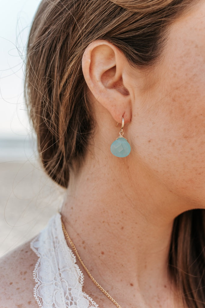 Ocean Drive Earrings - Christiana Layman Designs