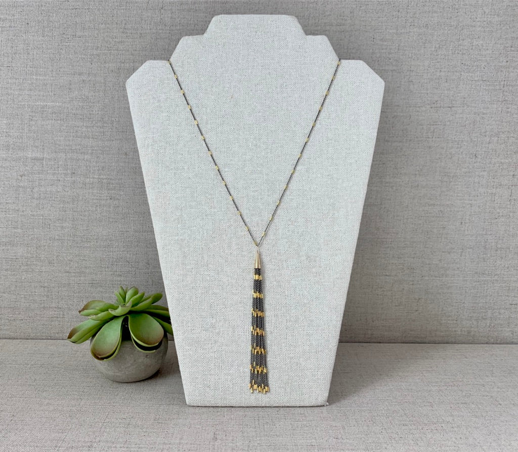 Times Square Necklace - Christiana Layman Designs