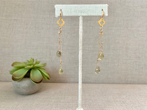 Dirty Martini Earrings