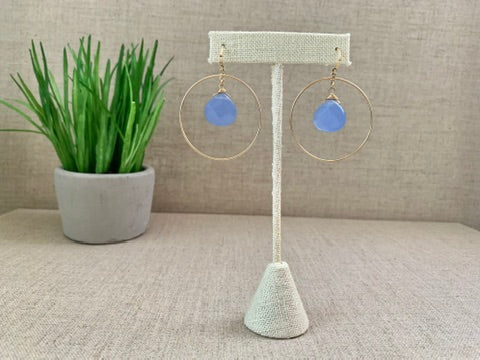 Into the Mystic Earrings - Christiana Layman Designs