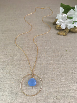Into the Mystic Necklace - Christiana Layman Designs