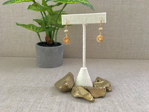 An Indefinite Quest Earrings - Christiana Layman Designs