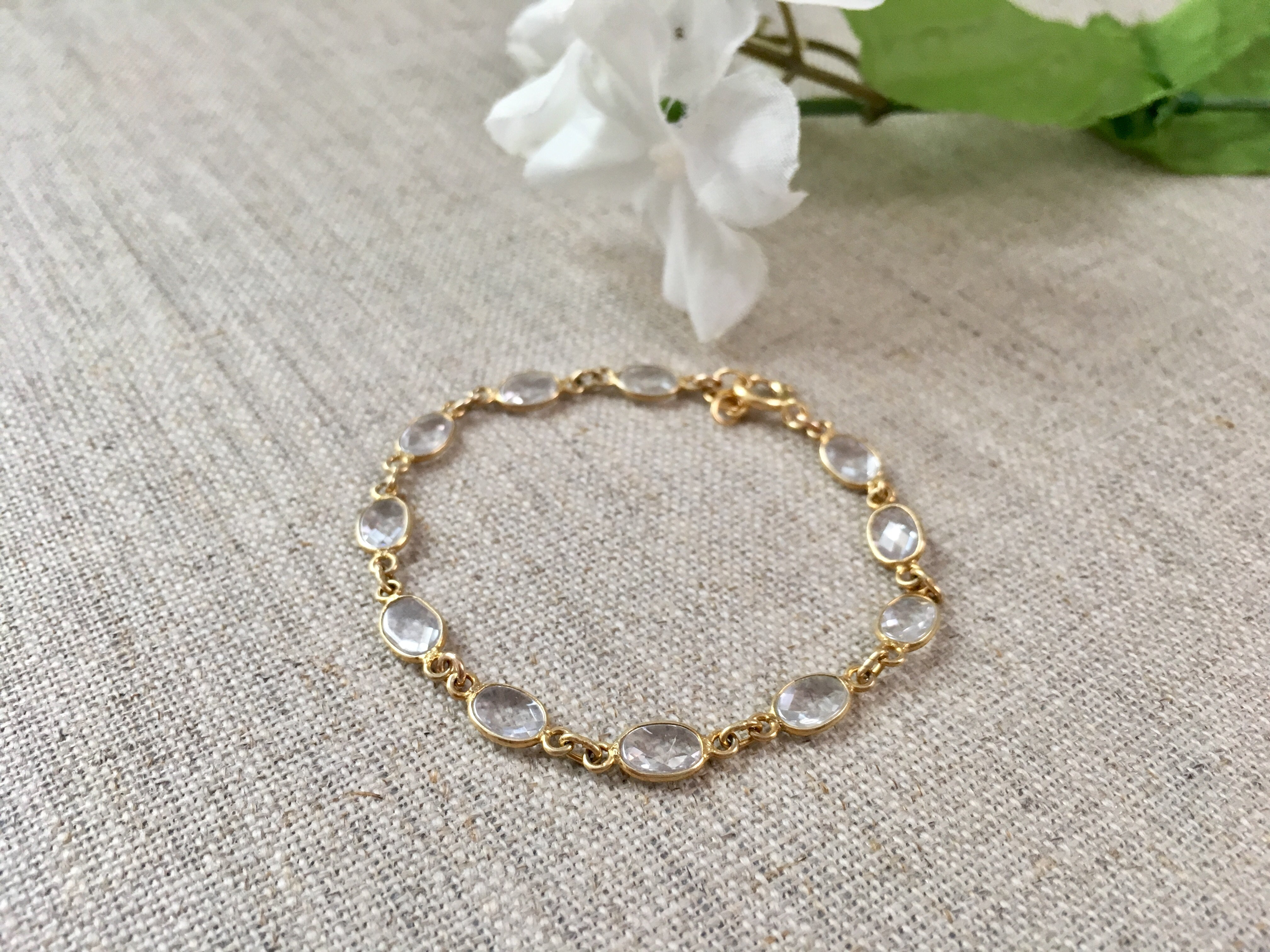 Through the Looking Glass Bracelet - Christiana Layman Designs