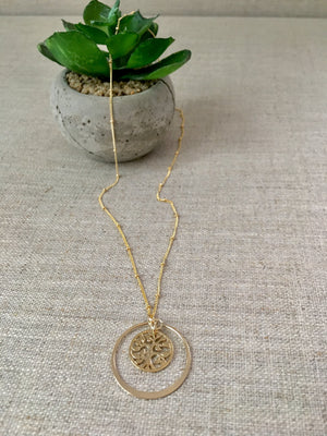 Rooted Necklace - Christiana Layman Designs