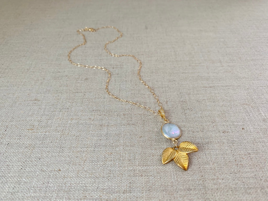 Nantucket Sound Necklace - Christiana Layman Designs